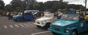 Amazing Race VW Di Bali PT. APW
