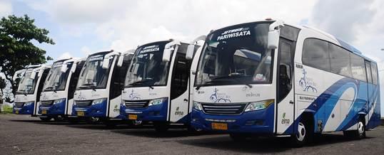 Sewa Bus di Bali Untuk Acara Outing, Outbound, Gathering