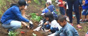 Outbound di Bali Agro Puncak Bercocok Tanam