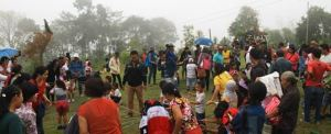 Outbound di Bali Agro Puncak Family Gathering