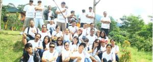 Outbound di Bali Agro Puncak Group Foto Session