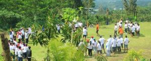 Outbound di Bali Agro Puncak Ice Breaking