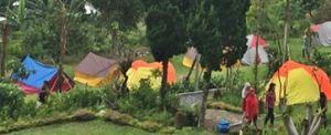 Outbound di Bali Agro Puncak Tenda Dome