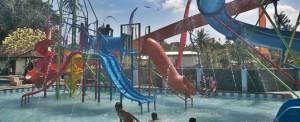 Outbound di Bali Tirta Yasa Swimming Pool