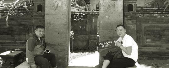 Bali Outing Ke Rumah Penduduk Desa Bongkasa