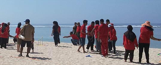 Team Building Bali KPPN - Jatim
