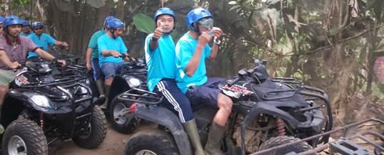 ATV di Indonesia Power Yogyakarta
