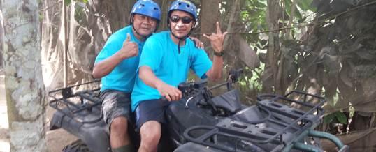 ATV di Yogyakarta Indonesia Power