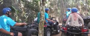 Indonesia Power Yogyakarta Main ATV di Bali