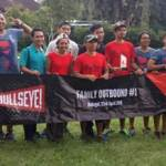 Family Outbound - Bullseye - Kebun Raya Bedugul 1