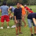 Family Outbound - Bullseye - Kebun Raya Bedugul 7