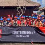Family Outbound di Bali Ke-2 Bullseye 1