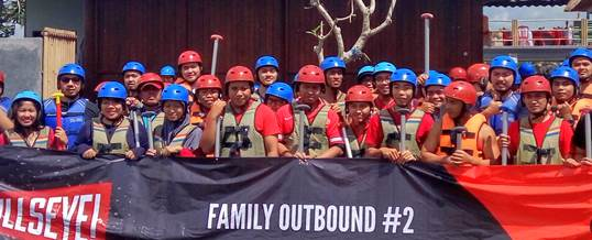 Family Outbound di Bali Ke-2 Bullseye 3