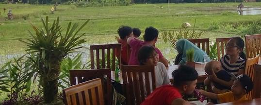 Family Outbound di Bali Ke-2 Bullseye 9