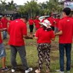 Outbound Team Building - Ace Hardwere Bali 2