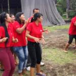 Outbound Team Building - Ace Hardwere Bali 7