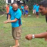 Outbound Team Building Game - PT Tri Wahana Universal II 10
