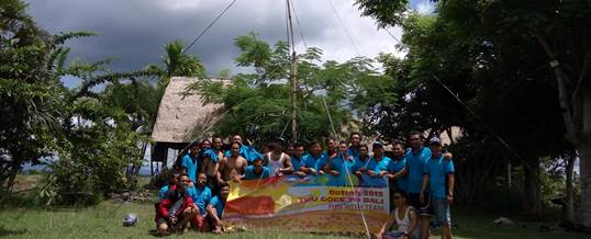 Outbound Team Building Game - PT Tri Wahana Universal II 7