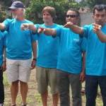 Outbound Team Building - Sea Trek Bali 4