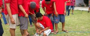 Outbound di Bali Ace Hardwere - Toya Devasya - 0529022016