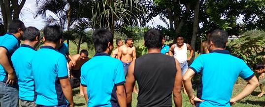 Outbound di Bali - PT Tri Wahana Universal 0130062016