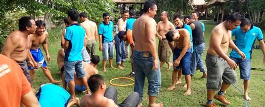 Outbound di Bali - PT Tri Wahana Universal 0230062016