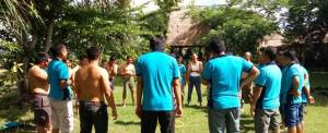 Outbound di Bali - PT Tri Wahana Universal 0530062016