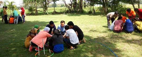 Outbound di Fun Team Building - Bank Mandiri Jakarta 2006165