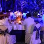 Outbound di Pantai & Single Electone Gala Dinner - Telkomsel Jakarta 7