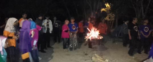 Outing Kantor ke Bali Tema Wisata Adventure Camping
