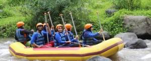 Outing Kantor ke Bali Tema Wisata Adventure Rafting