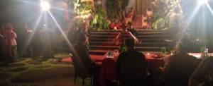 Outbound Bali Bank Indonesia Gala Dinner di Ubud 180317