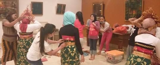 Outbound di Bali Bank Indonesia Tema Budaya Persiapan 1803178