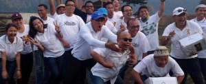 Outbound di Toya Devasya Bali- Bank Mandiri Kanwil Denpasar 251120167