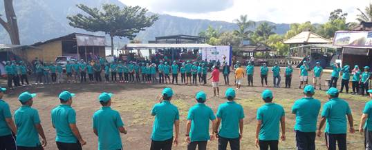 Outbound Team Building - ITDC Ice Breaking 13011701