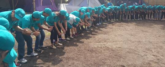 Outbound Team Building - ITDC Ice Breaking 13011704