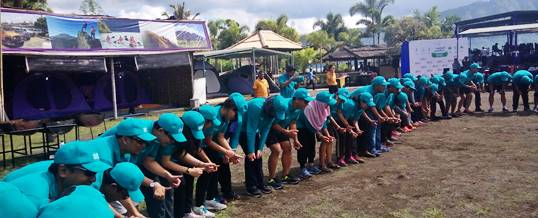 Outbound Team Building - ITDC Ice Breaking 13011708