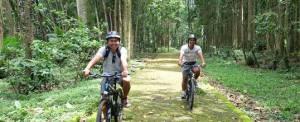 Outbound di Bali The Bali Kuno - Amazing Race Cycling