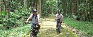 Outbound di Bali The Bali Kuno - Amazing Race Cycling