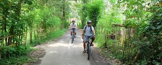 Outbound di Bali The Bali Kuno - Cycling Tour