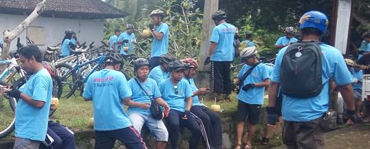 Bali Outbound - Central Proteina Prima 2018 - Pos 1