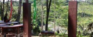 Outbound di Bali Jungle Adventure - Swing 20718