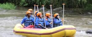 3 Pilihan Rafting Untuk Kombinasi Outbound di Bali - GL 825184