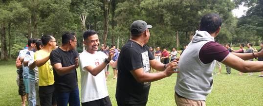 Outbound di Bali Fun Team Building - Bedugul - JBL Tour 210420177