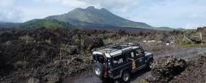 Outbound di Bali Nuansa Adventure Land Rover -Kintamani