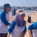 Outbound di Bali Pantai Tanjung Benoa - Supporting Look Bali Trans 86185