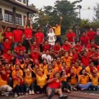 Outing di Bali Tema Team Building BPR Nusamba