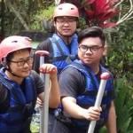 Bali Outing Ayung Rafting - Astra Pusat 290420172