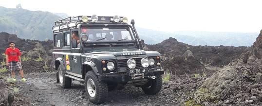 Outing Bali Land Rover Adventure - Pertamina Jakarta 220220183