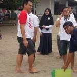 Outbound Team Building Pantai Bali - Alumni ITS 300620188
